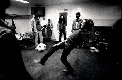 Jamaica Bob Marley Y El Futbol El Enganche