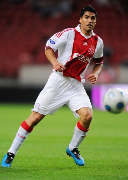 Luis Suarez Ajax