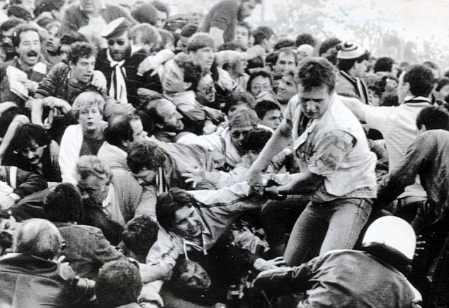 Tragedia en Heysel, 1985
