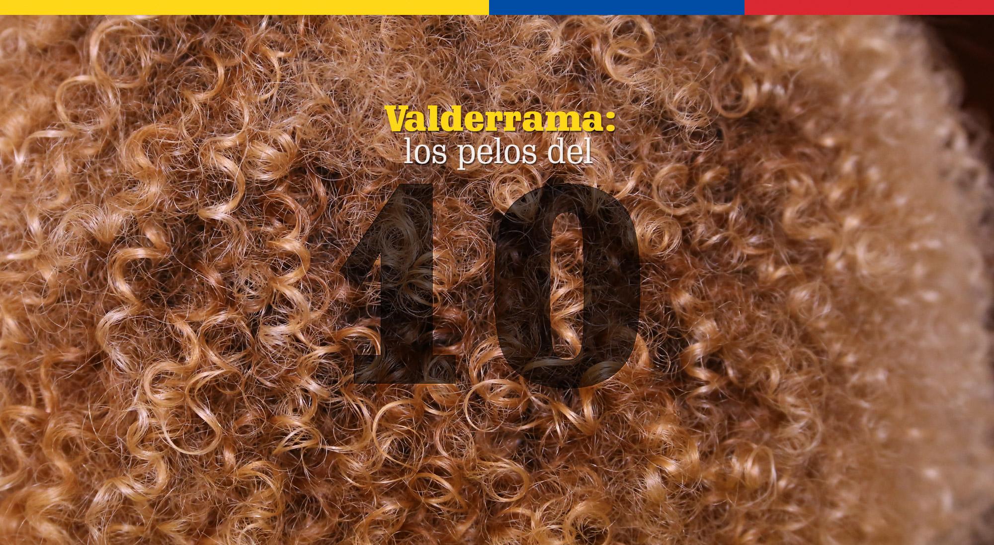 Portada reportaje Valderrama