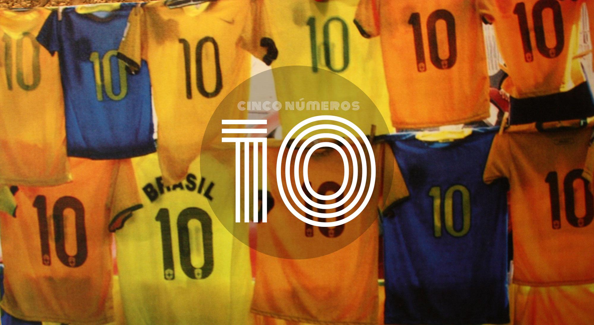 """Cabecera reportaje """"Cinco números 10"""""""