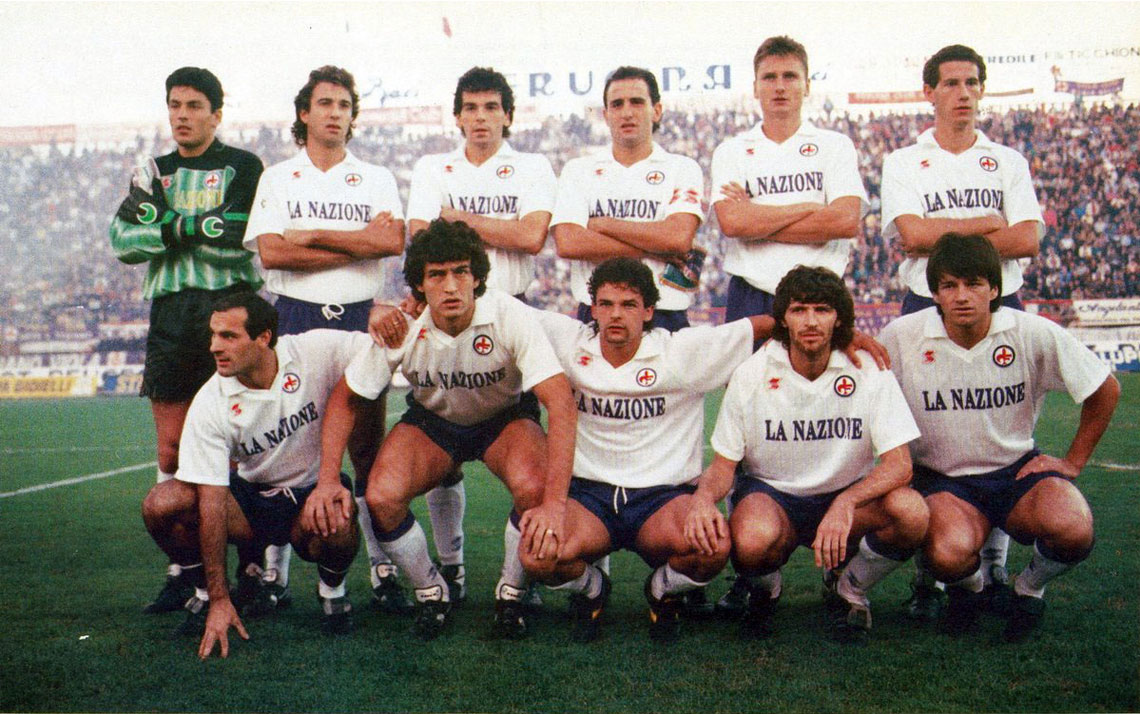 Equipo Roberto Baggio