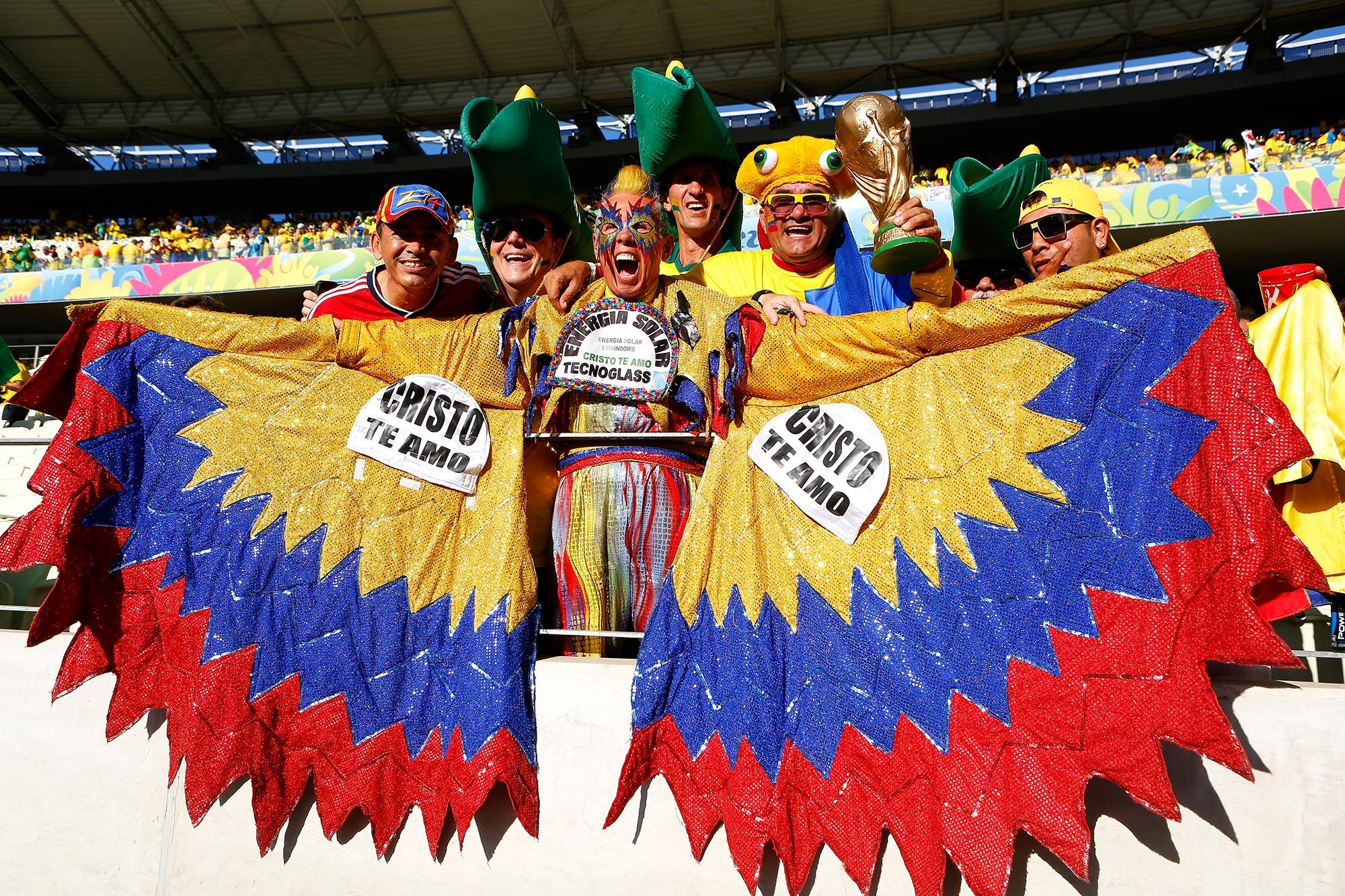 Celebración Mundial 2014