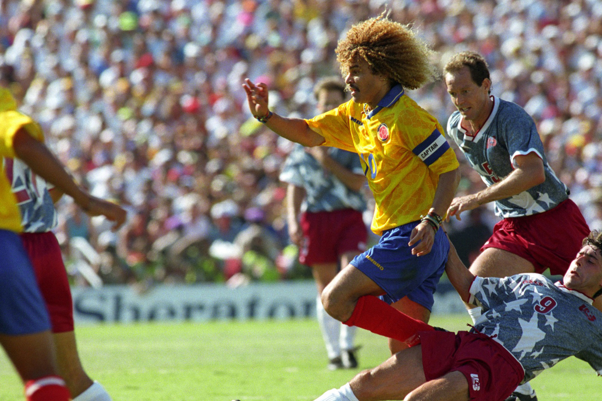 Colombia - EEUU (1994)