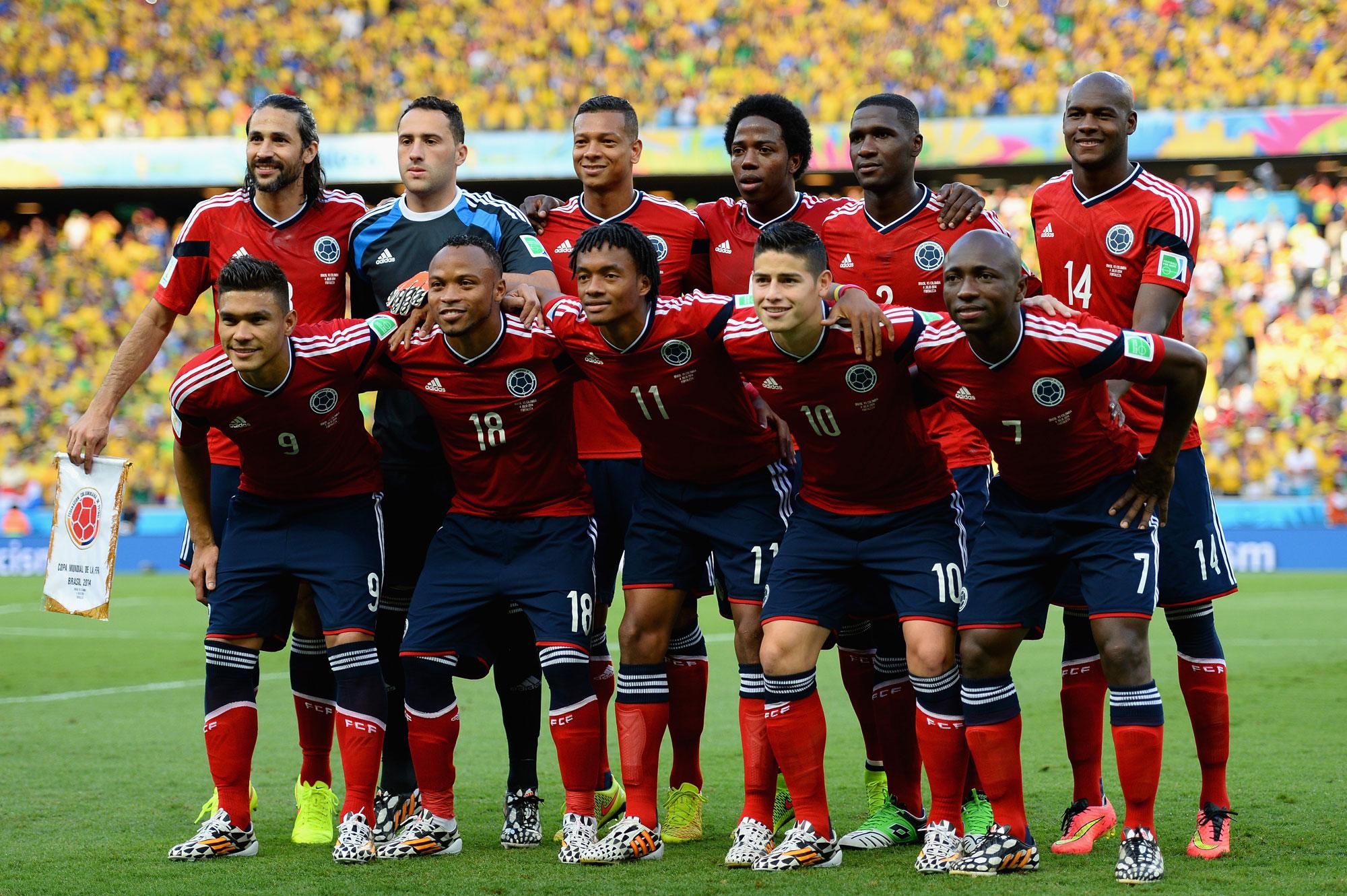 Selección Colombiana 2014