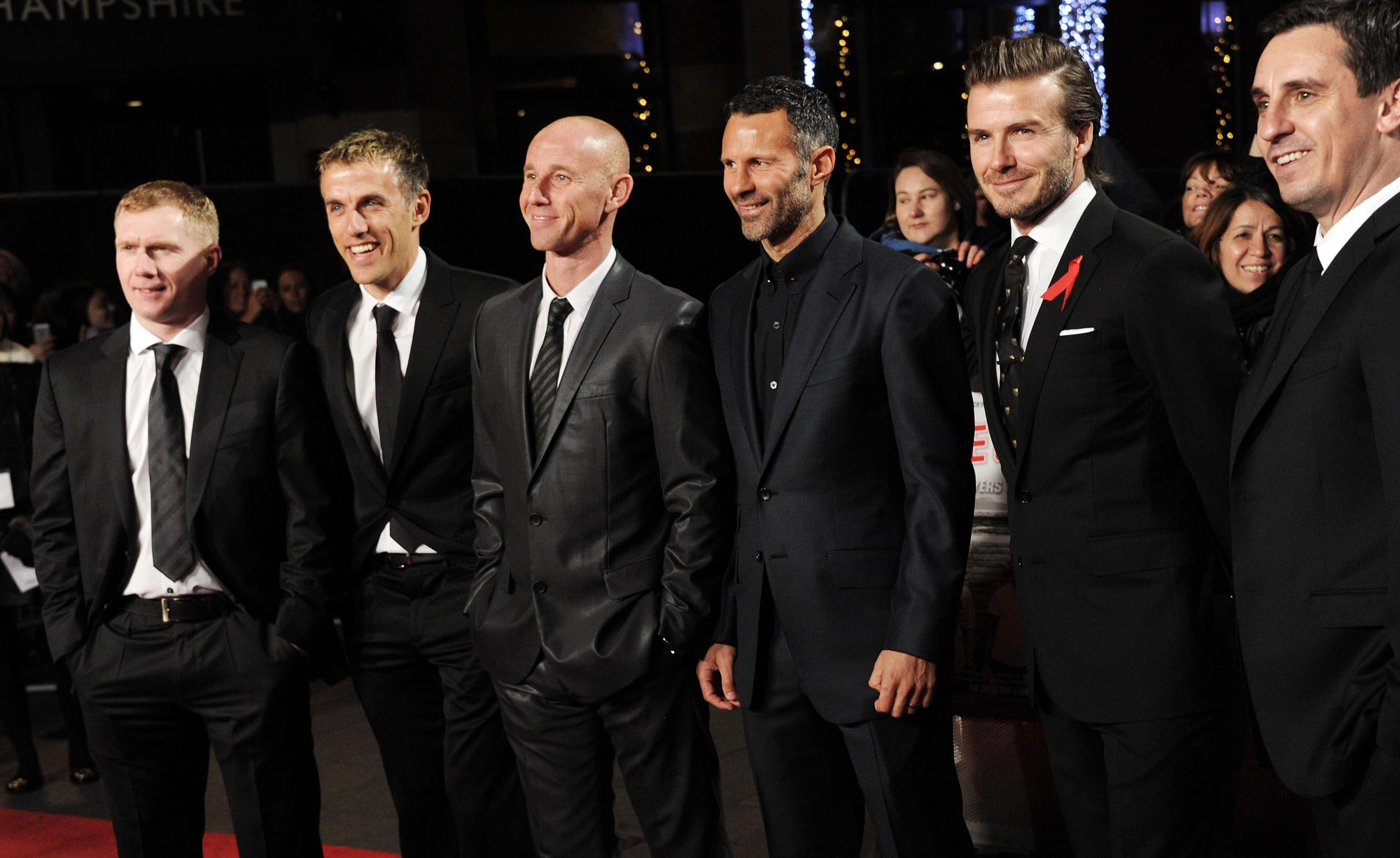 Manchester United: The Class of 92
