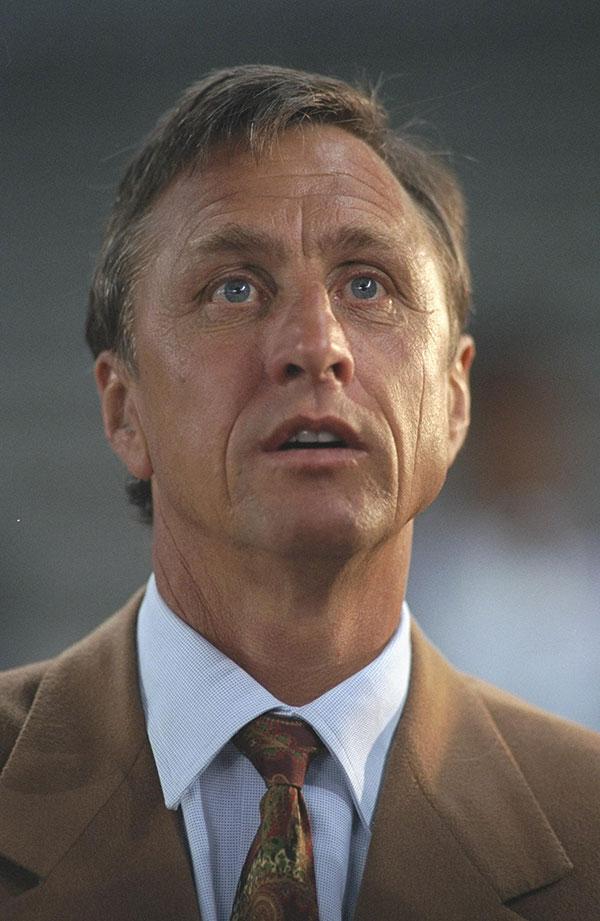 Cruyff como entrenador