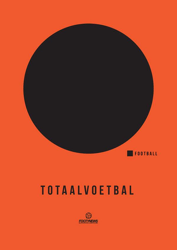 Ilustración Fútbol total