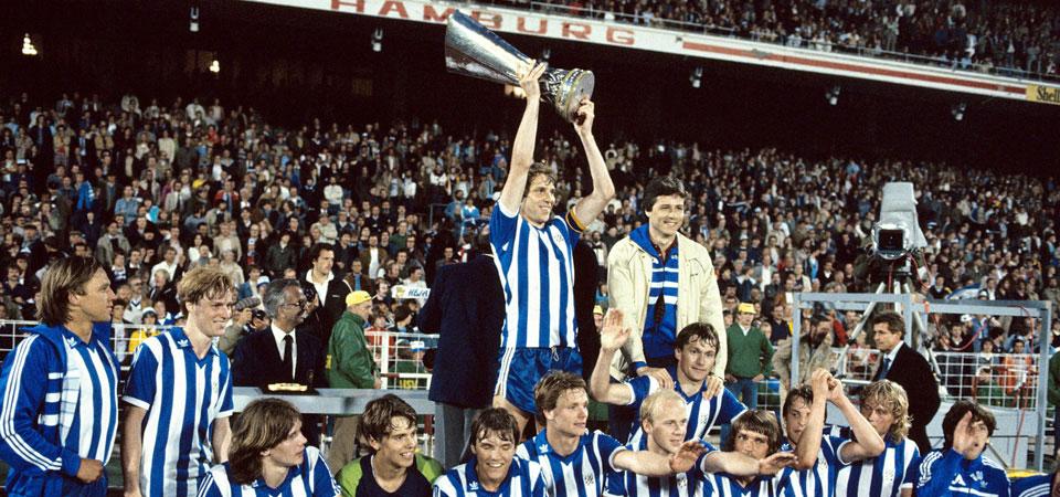Goteborg levanta título europeo en 1982