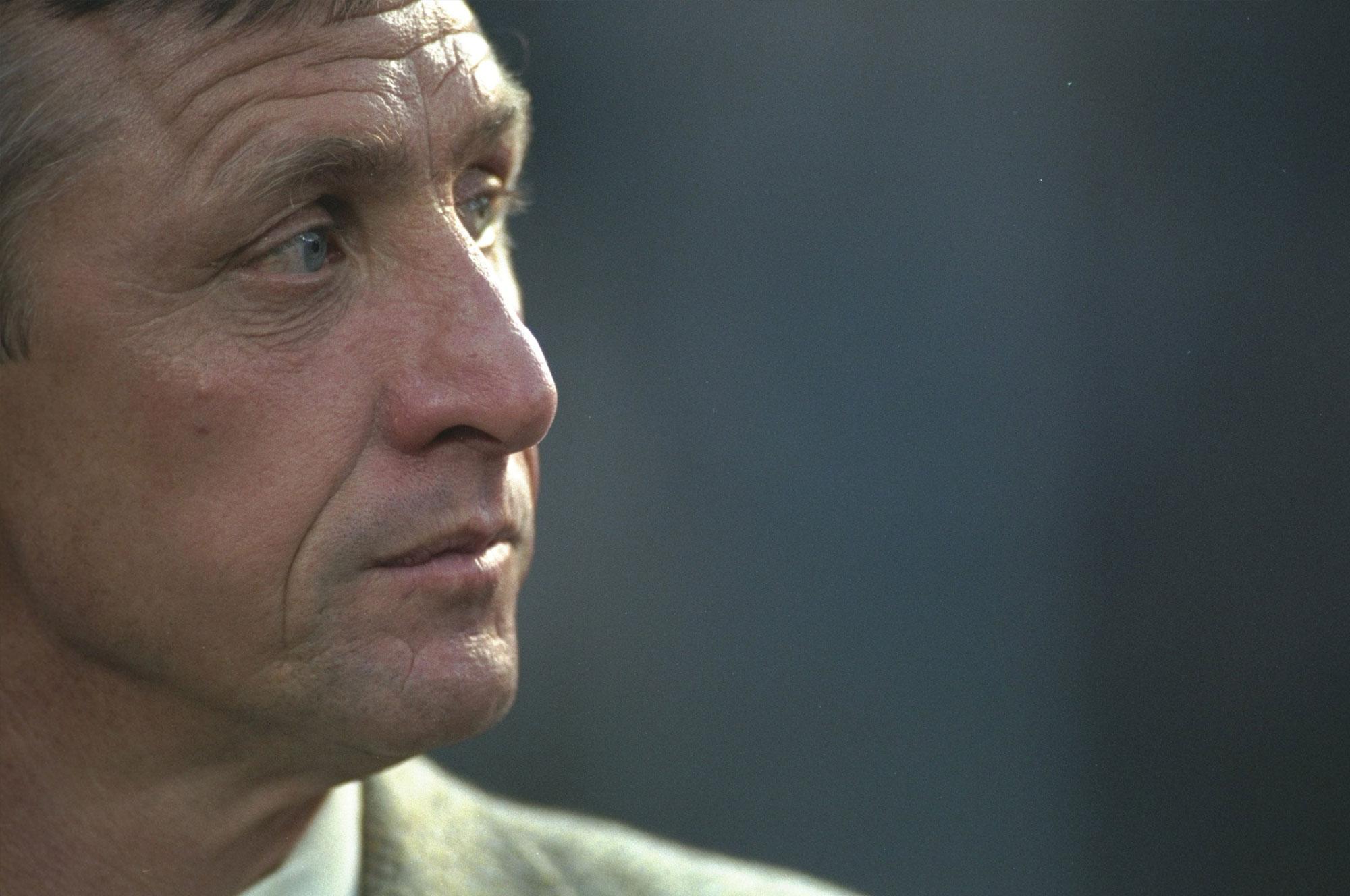 Cruyff entrenador