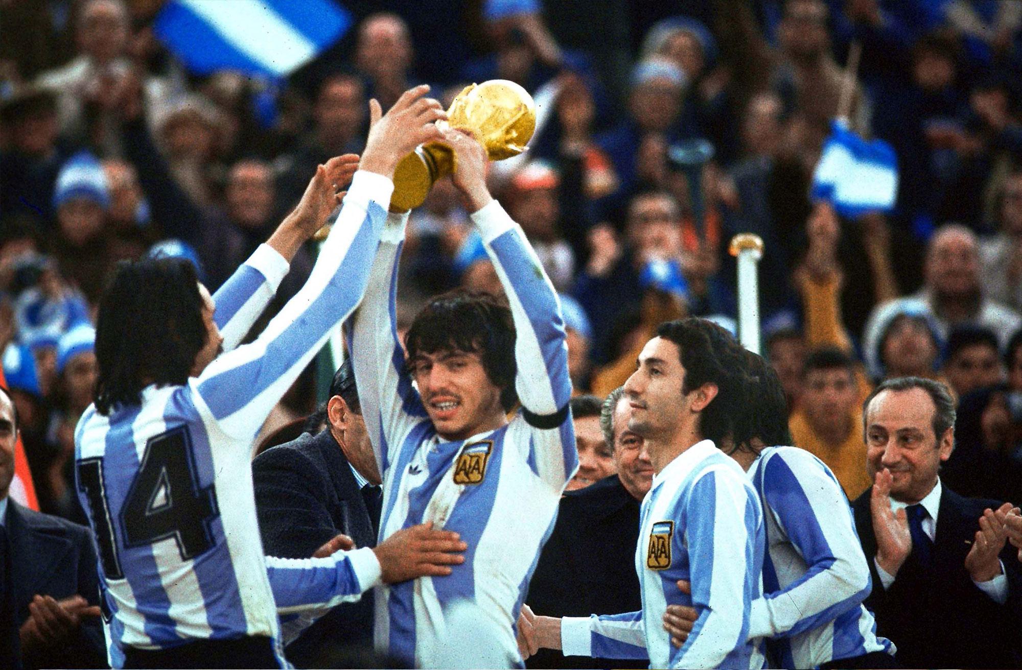 Argentina gana el Mundial del 78