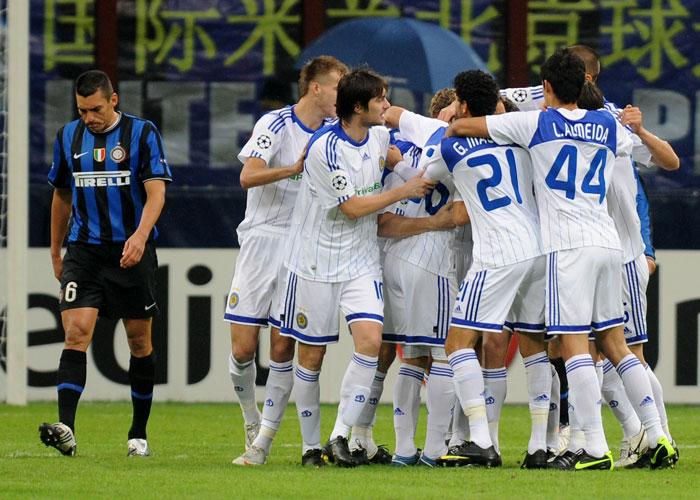 Dinamo de Kiev - Inter