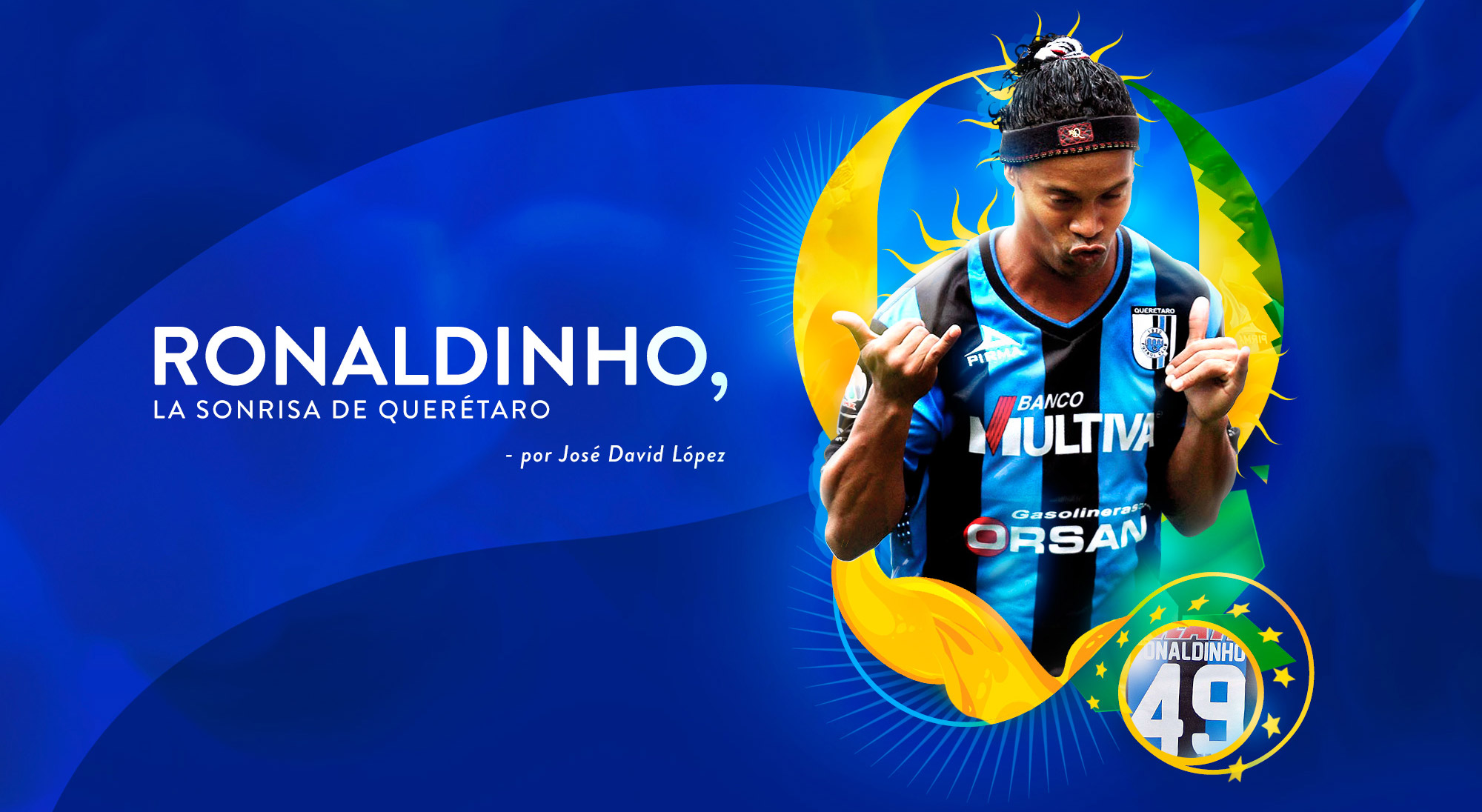 Portada Ronaldinho