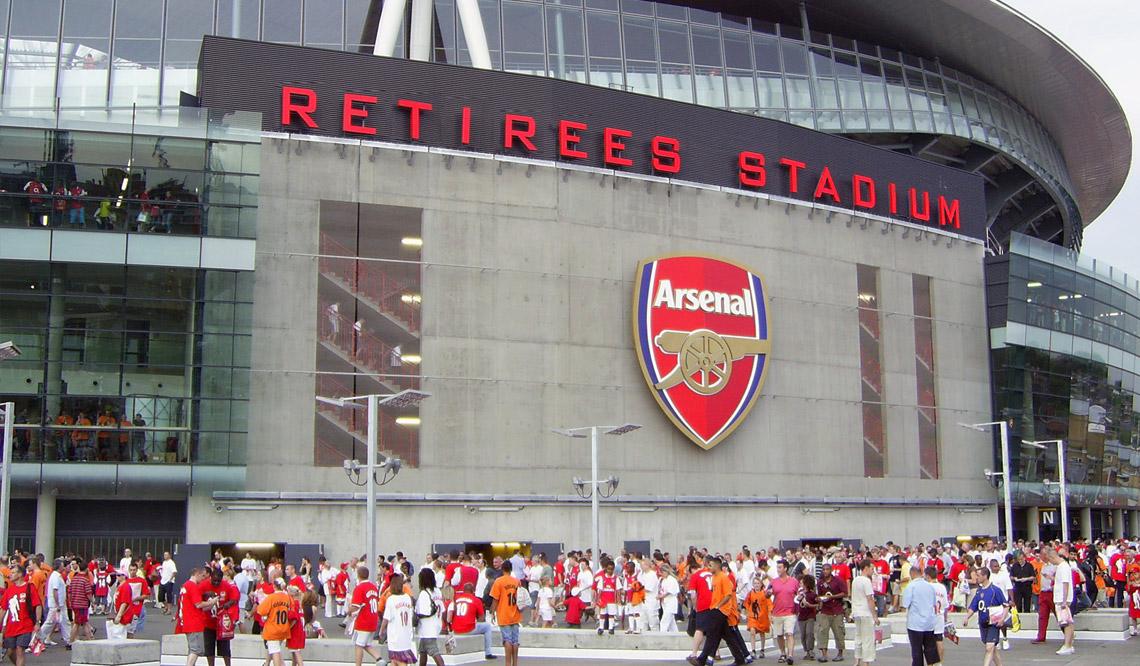 Retirees Stadium - Emirates Stadium