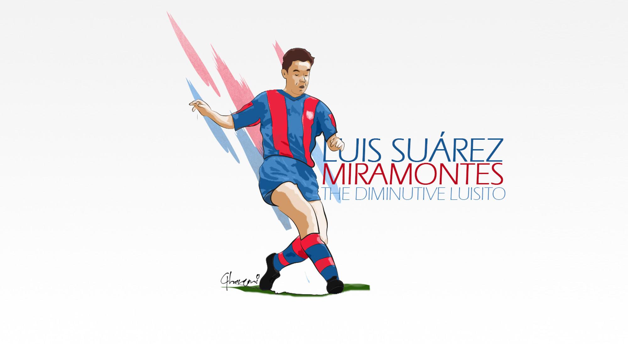 Ilustración Luis Suárez