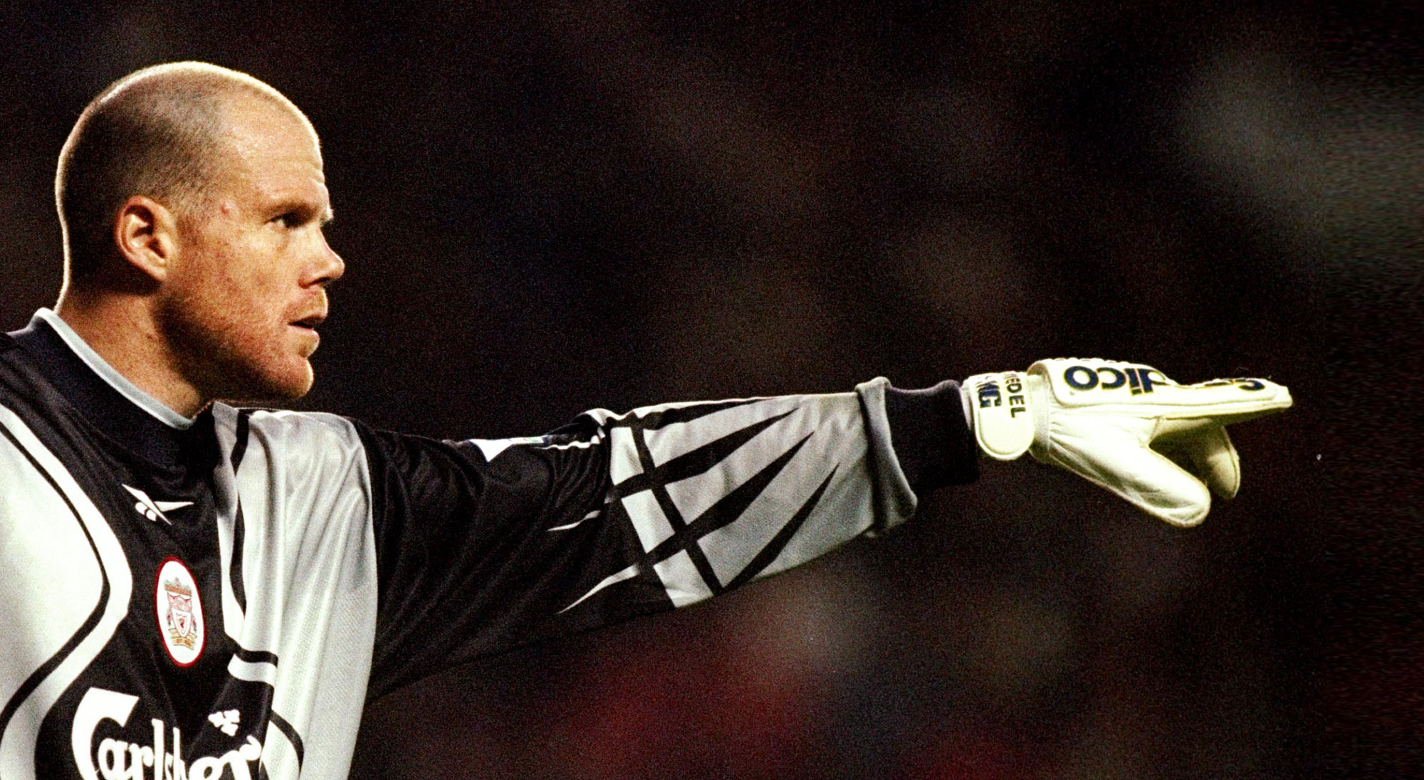 Friedel en el Liverpool