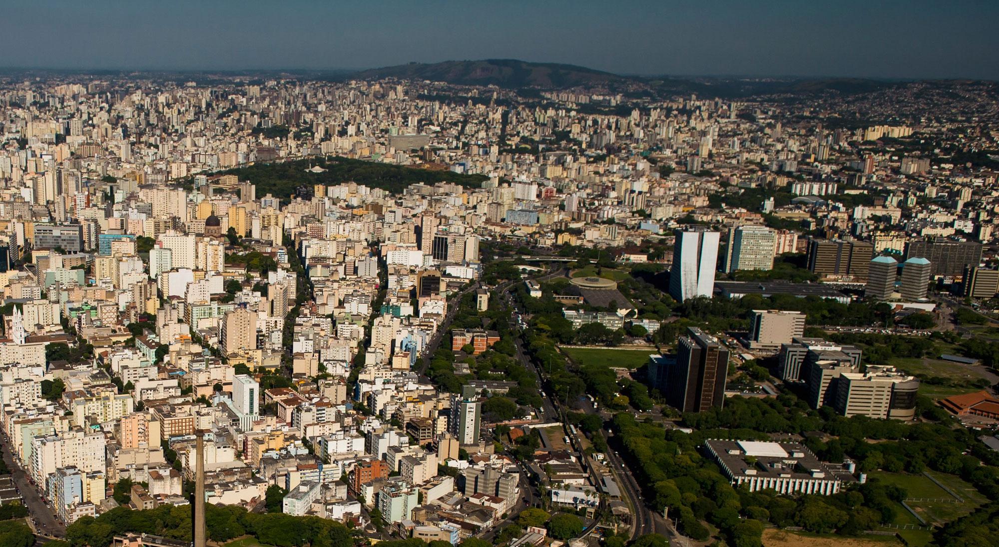 Calles de Porto Alegre