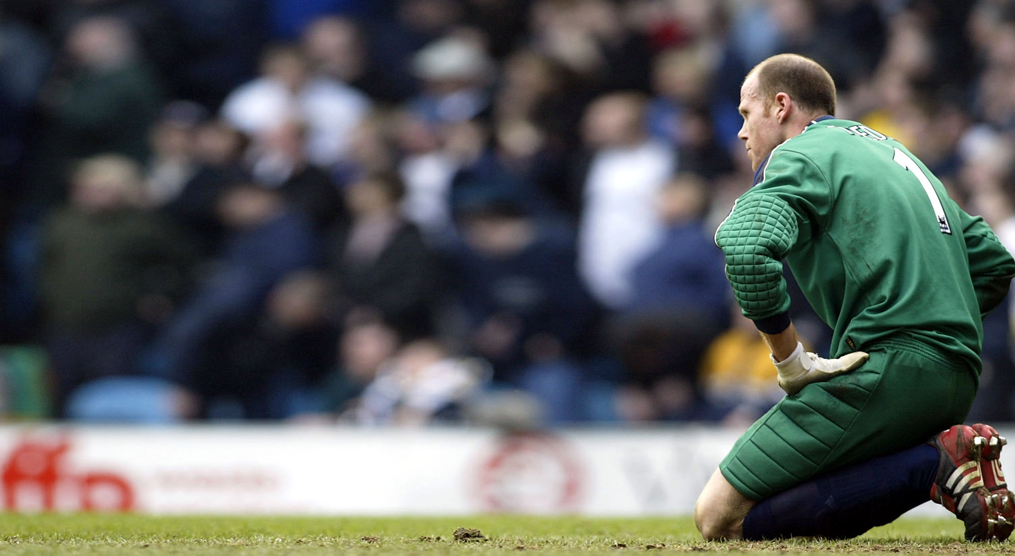 Friedel con el Blackburn Rovers