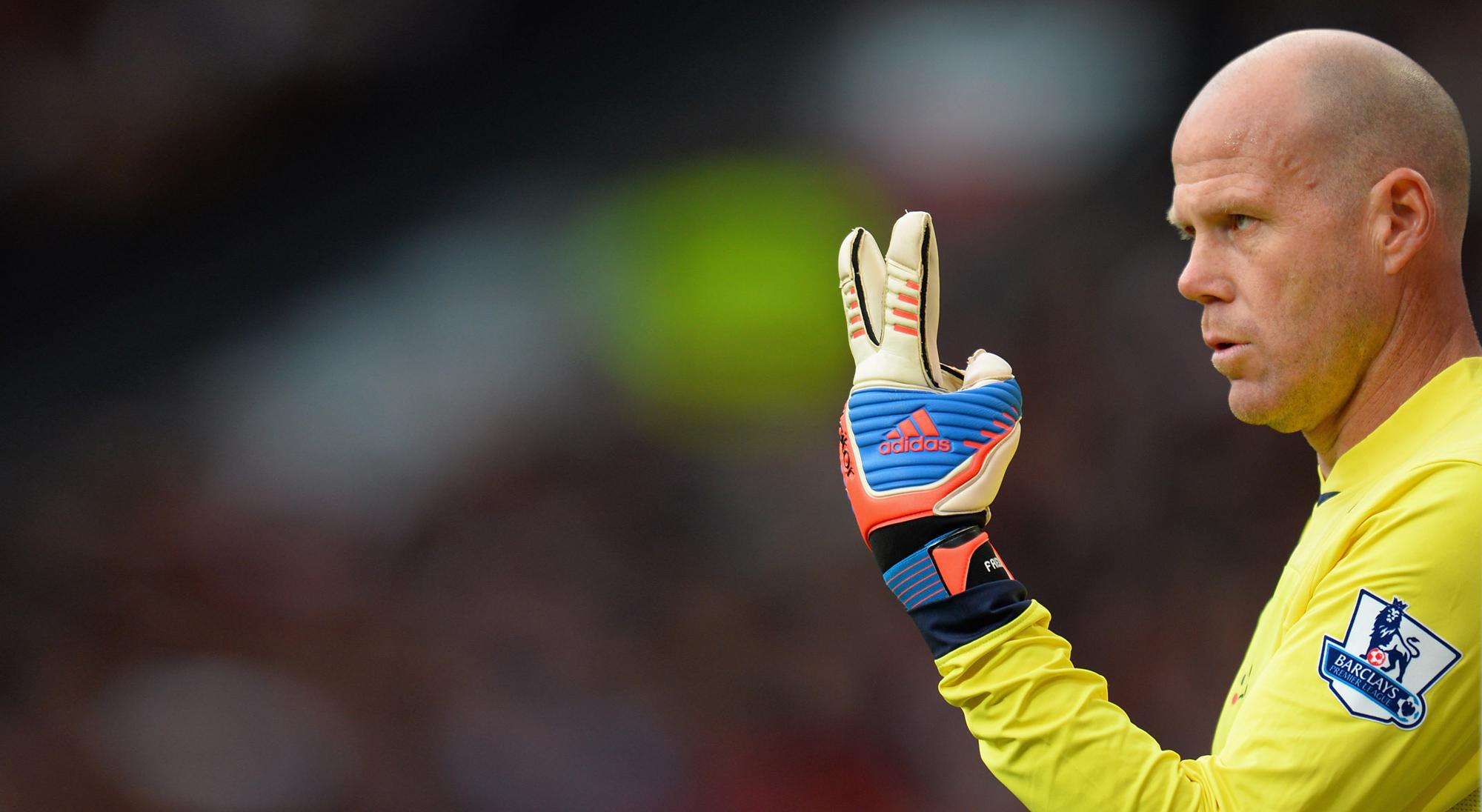 Brad Friedel Aston Villa