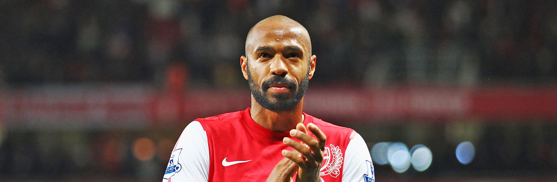 Henry veterano en el Arsenal