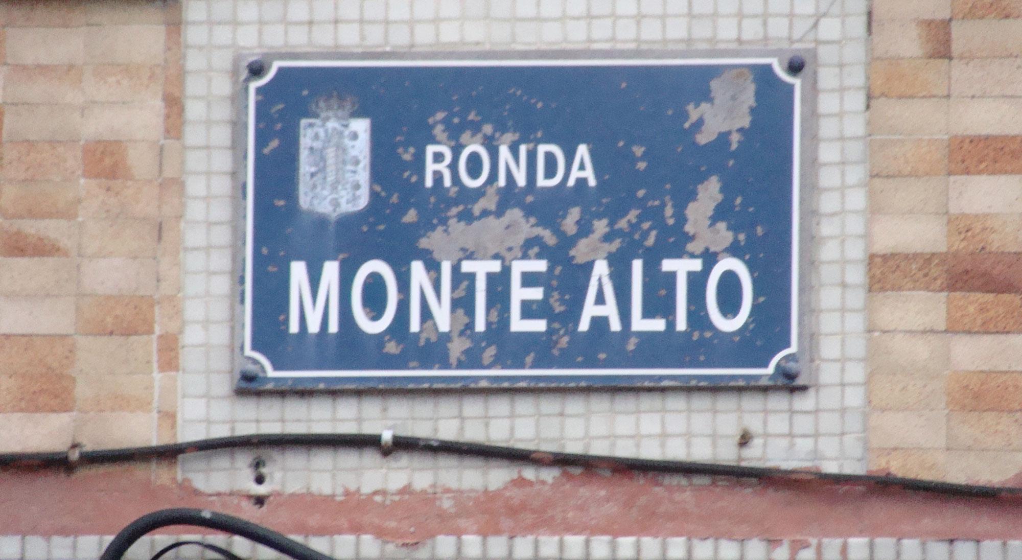 Placa de Monte Alto