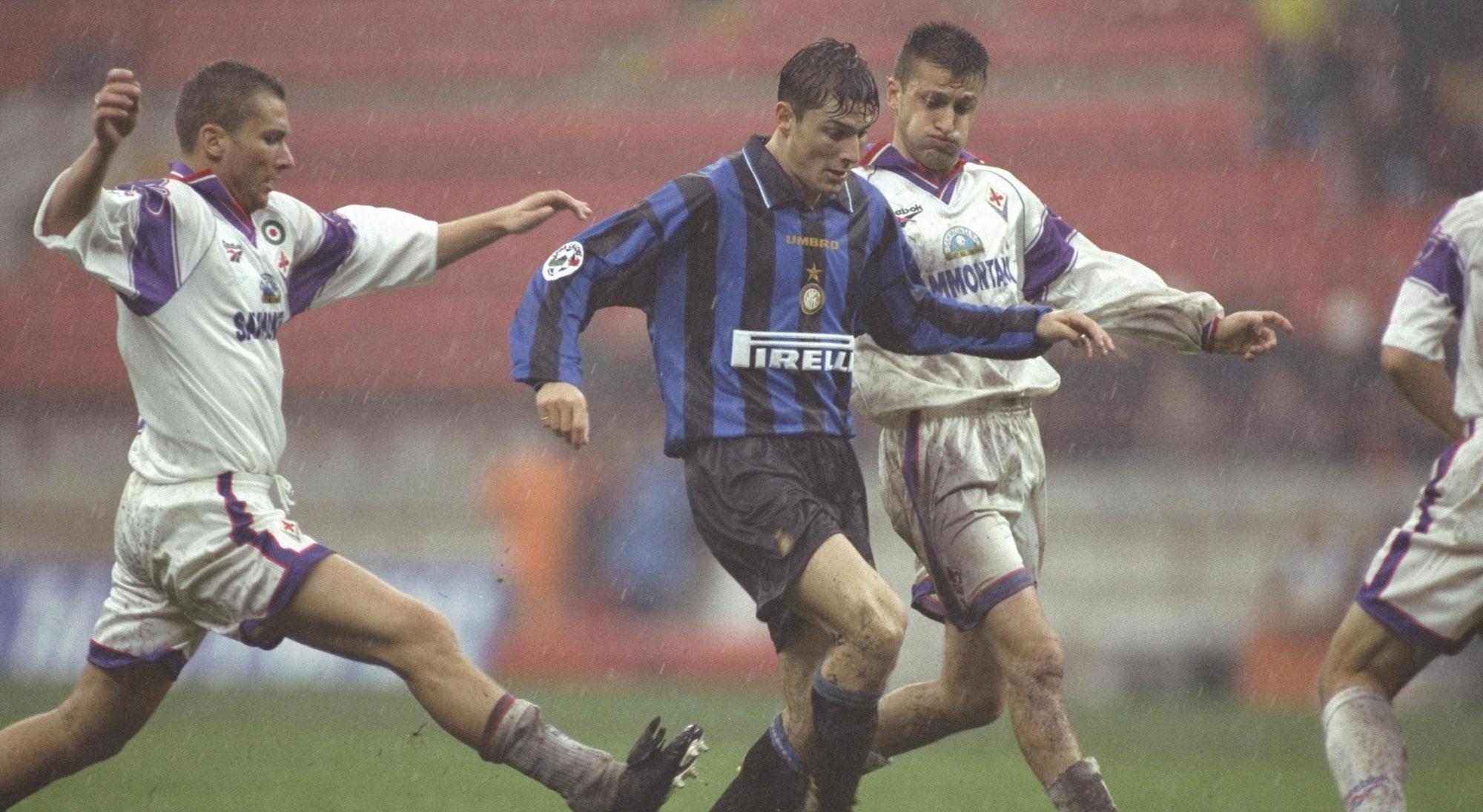 Inicios de Zanetti en el Inter