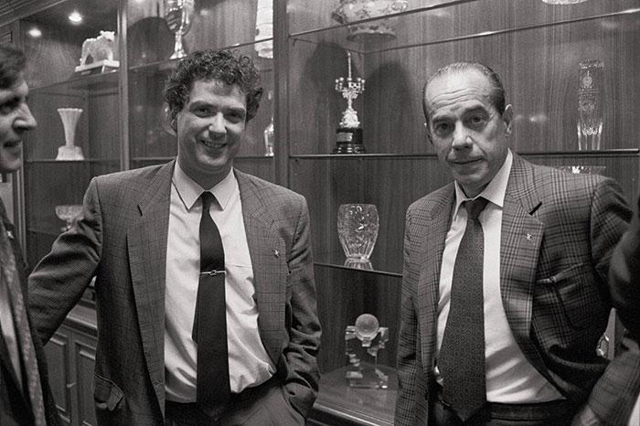 Villar y Luis Suárez