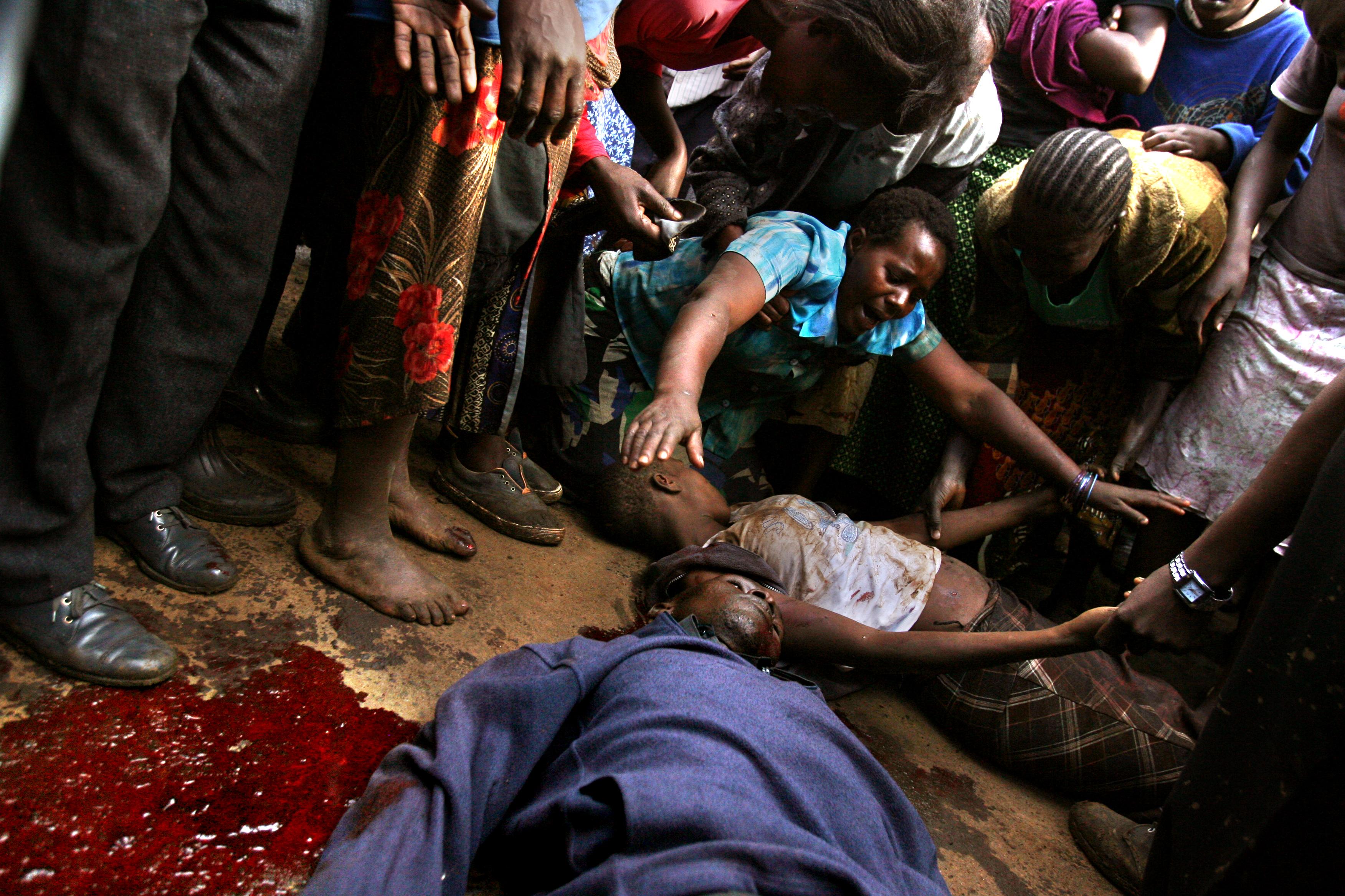 Widespread Rioting Erupts Again In Kenya