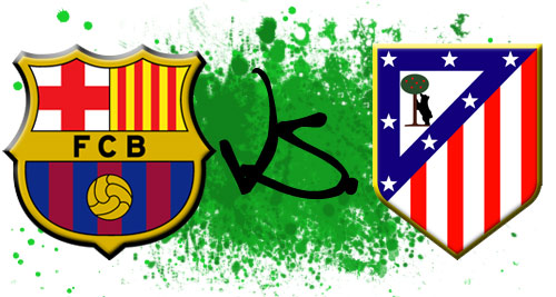 Barcelona v Atlético Madrid: un partido para alquilar balcones