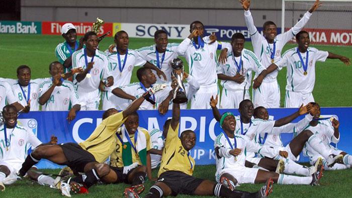 Nigeria campeona del mundo Sub 17 en 2009