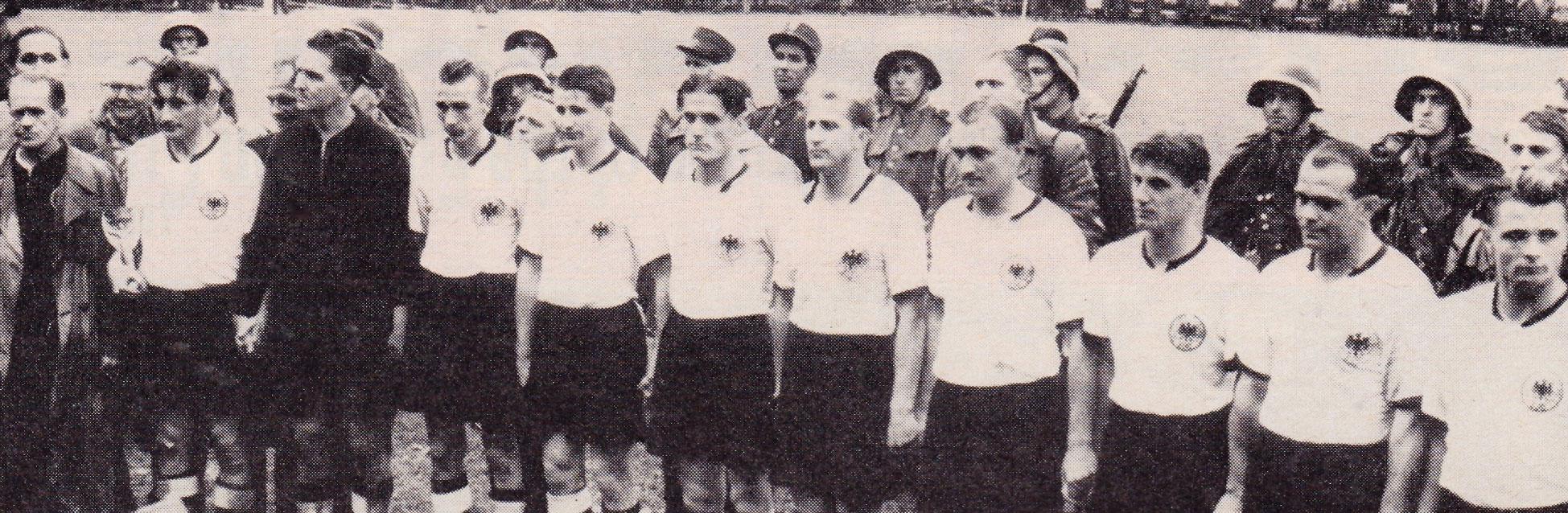 Alemania en el Mundial de 54