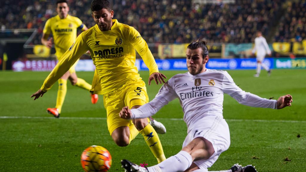 Bale - Villarreal