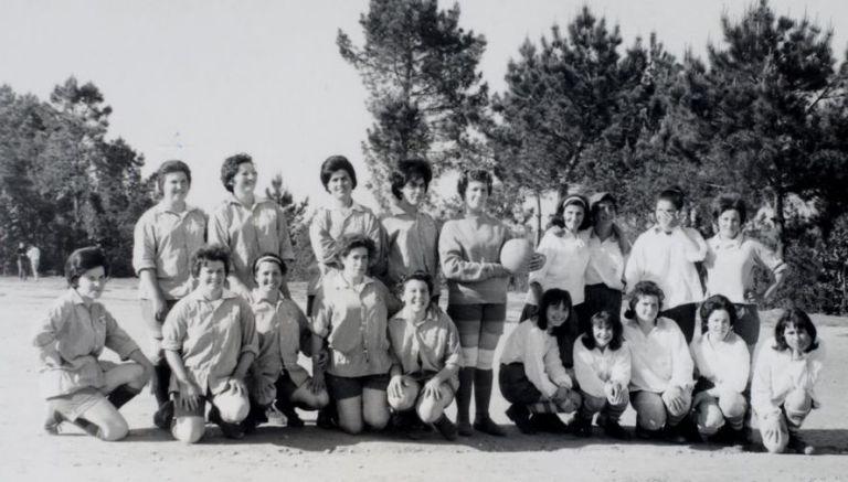 Pioneras 1963