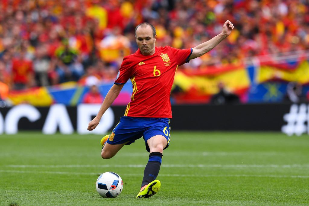 Spain v Czech Republic - Group D: UEFA Euro 2016