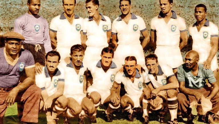 Brasil 1950 seleccion