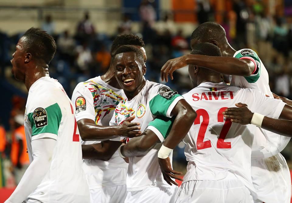 Senegal Triunfo