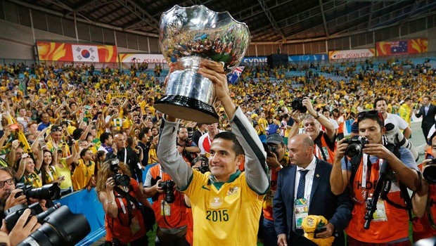 Tim Cahill Asian Cup 2015